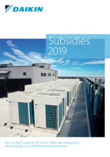 Brochure Daikin - Subsidies vs jun2019