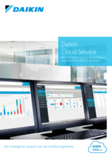 Daikin Cloud Service product profile ECPNL19-542