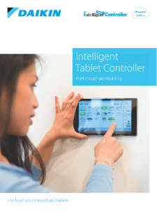 Daikin productprofile intelligent Tablet Controller ECPNL17-303