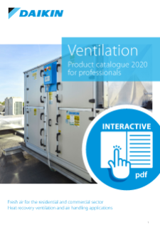 Ventilation Productcatalogue for professionals interactive ECPEN20-203
