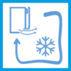 Coanda-effect: koeling