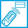 Infrarood-afstandsbediening